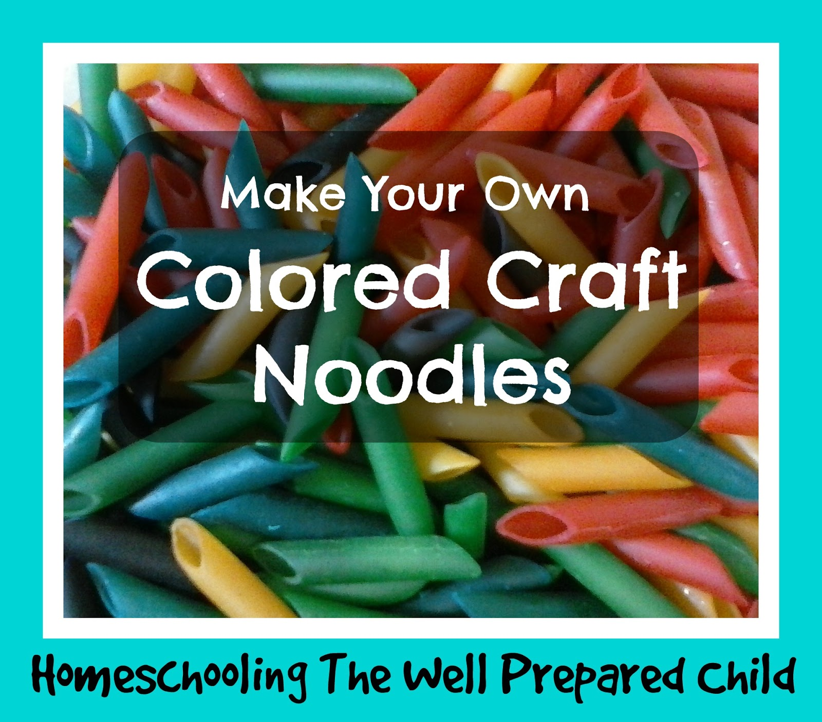 Homeschooling The Well Prepared Child Make Your Own