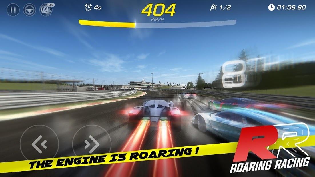 Roaring Racing Hileli APK - Sınırsız Para Hileli APK