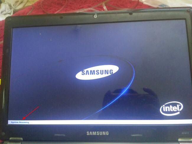 """Cara Mengatasi Laptop """"System Resuming"""" Tidak Mau Booting"""