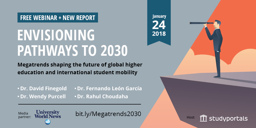 How global higher education and international student mobility will change in 2030?
