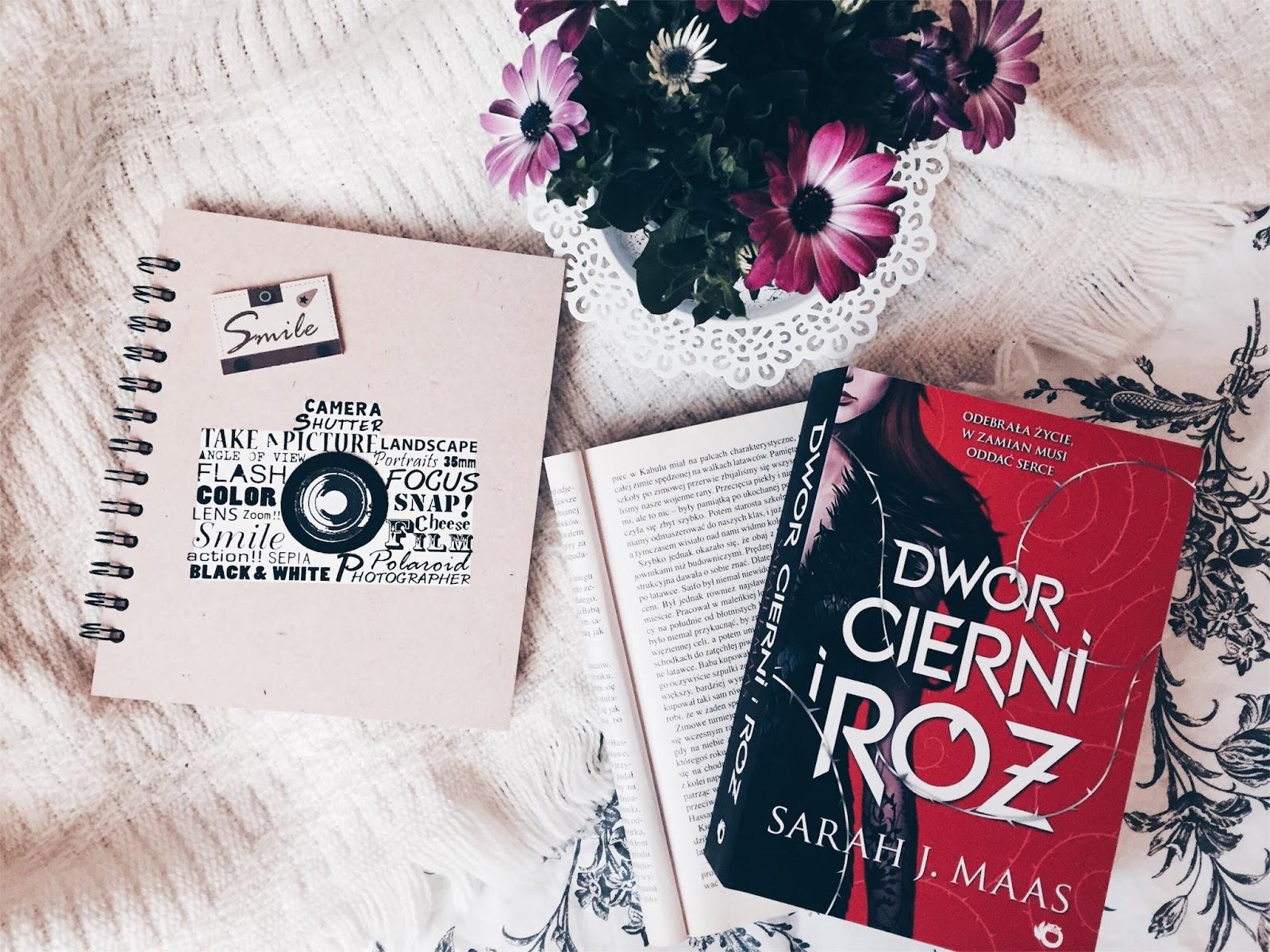 Dwór cierni i róż, Sarah J. Maas