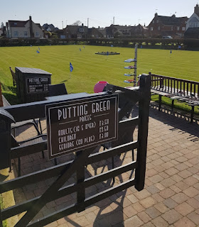 Southwold Putting & Cafe on the Green