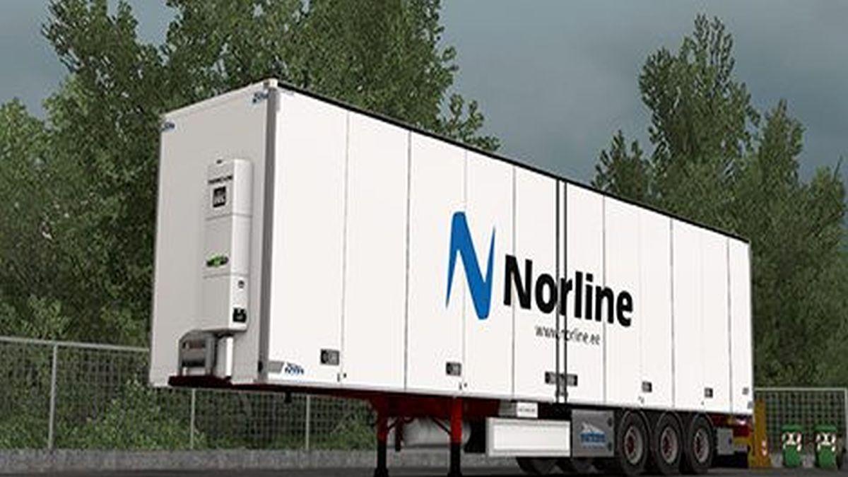 Semitrailers NTM 4.4m/ 4m V 1.1.1