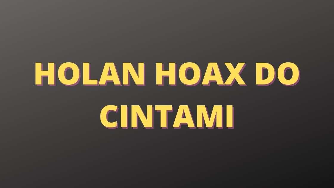 Lirik Lagu Batak Holan Hoax Do Cintami Nabasa Trio