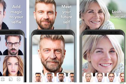 Tranding!! Face App: Aplikasi Pembuat Wajah Menjadi Tua, Punya Isu Berbahaya