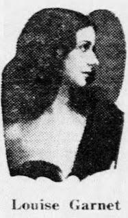 Louise Garnet (Mary Louise Hatch)