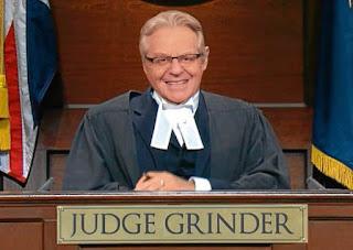 Jerry Springer as Judge Grinder Picture