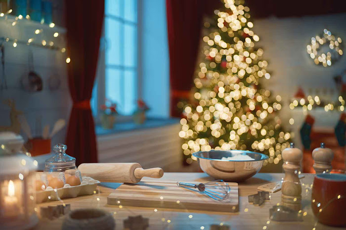 Getting Your Kitchen Organized for Holiday Cooking and Entertaining