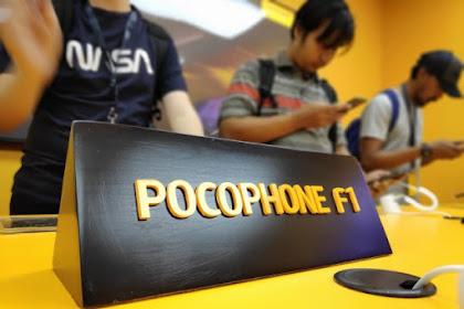Xiaomi Pocophone F1, Cocok Buat Gaming Dan Kamera Bokeh