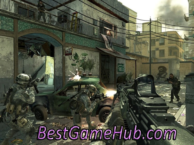 Call of Duty Modern Warfare 3 High Compressed Download Free