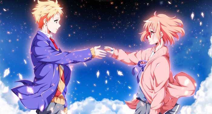 Kyoukai no Kanata | Anime Supernatural Romance