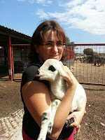 Caridad Calero Castillo, autora de Conocer la Agricultura y la Ganadería