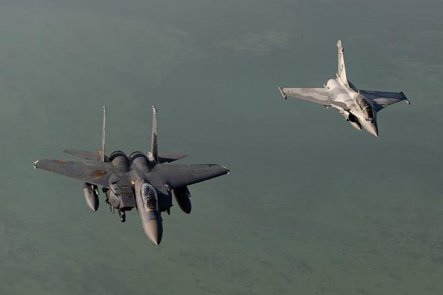 Indonesia buy F15EX Rafale