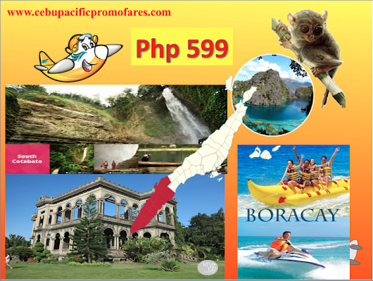 New Flights, New Cebu Pacific Promo