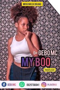 Download Audio: Gebo Mc - My BOO