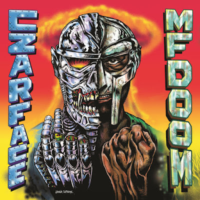 CZARFACE & MF Doom - Czarface Meets Metal Face [2018]