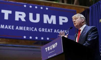 Donald Trump Hina Pengungsi, Anaknya Samakan Pendatang dengan Permen