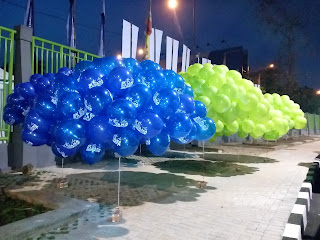 Balon Gas Dan Pelepasan Balon Gas