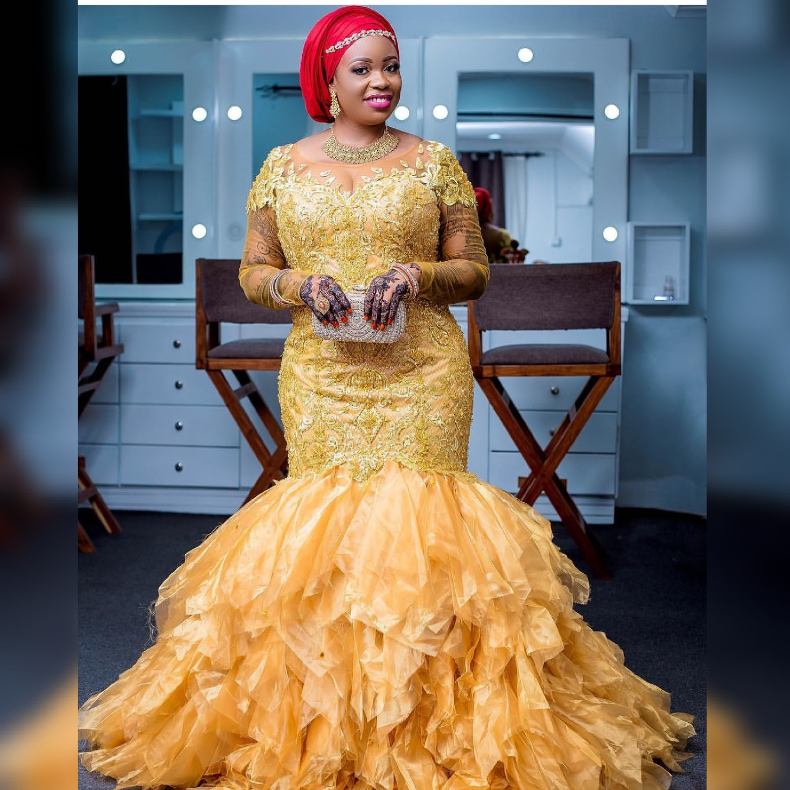 Celebrity Wedding Guest Outfits 2019: Send Off ,Kitchen Party,Second Dresses 2019