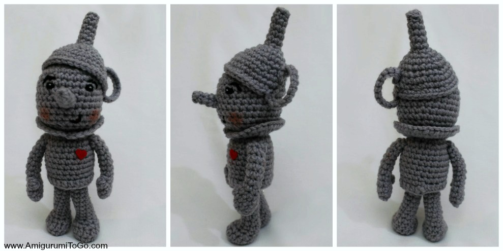 Amigurumi Cute Bunny Free Pattern – Amigurumi Free Patterns And ... | 495x989