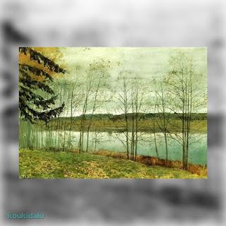 Πίνακας Isaac Ilich Levitan, 1891-1899