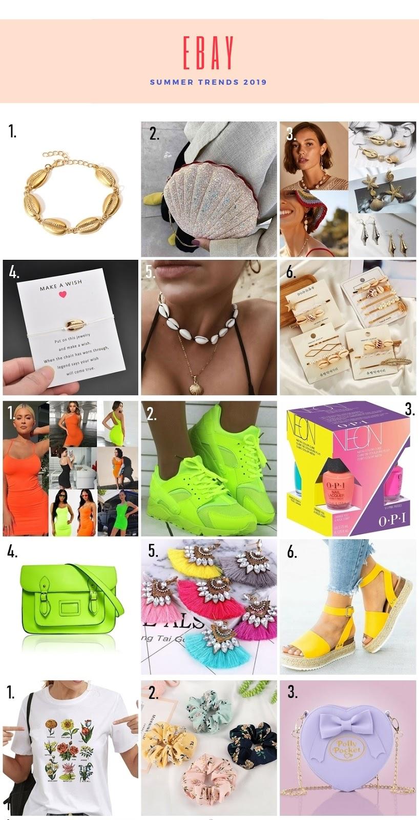eBay Bargains - Summer Trends Edition