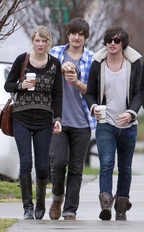 Will Anderson Taylor Swift datant