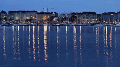 Finland's beautiful city Helsinki