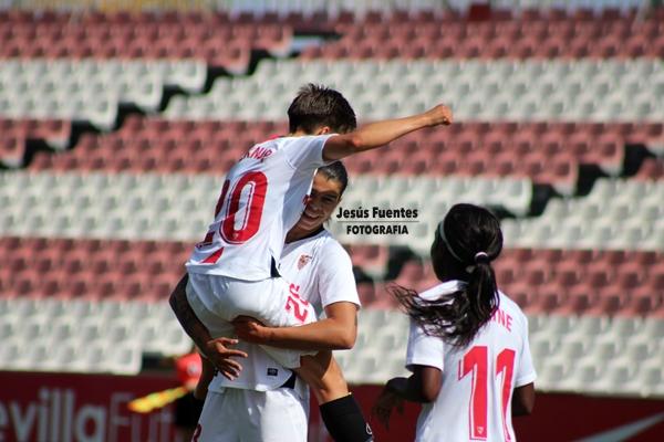 fotos Sevilla FC Femenino - RCD Espanyol de Barcelona Femenino