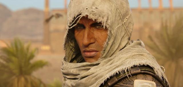 Trailer de Assassin's Creed Origins en la Gamescom 2017