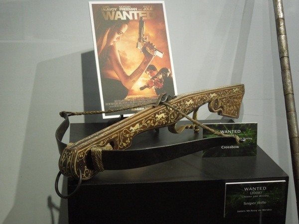 Wanted assassin crossbow