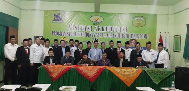 Akreditasi Prodi PGMI IAI Al-Khoziny Buduran Sidoarjo