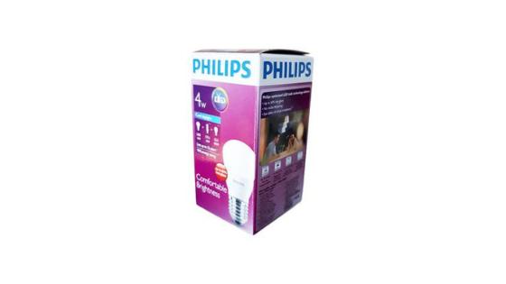 Kriteria Lampu LED Philips 4 Watt