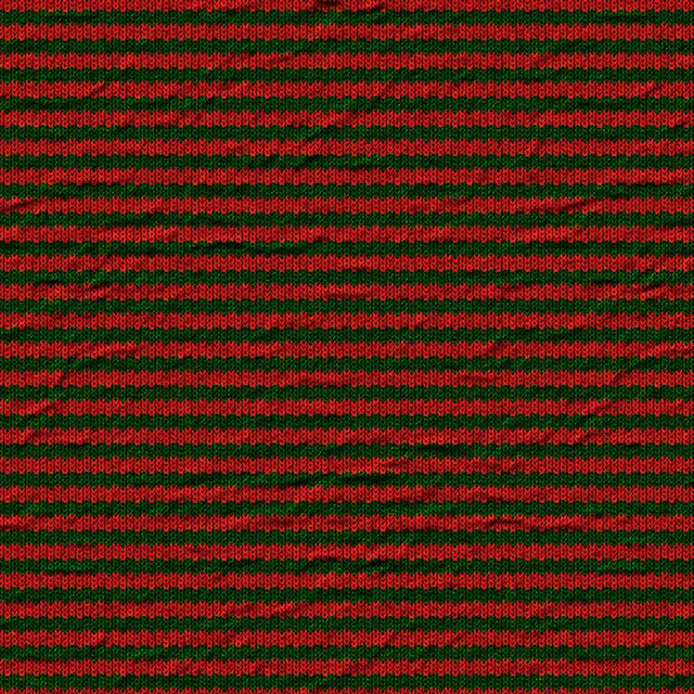 Seamless red green wool fabric texture