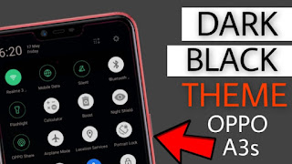 Dark Theme For Oppo Devices | Oppo Dark Theme | Esay Tricks