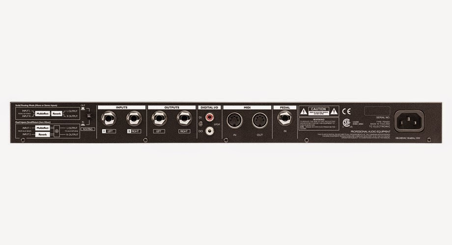 kurnia musik semarang tc electronic m350 effects reverb processor. Black Bedroom Furniture Sets. Home Design Ideas