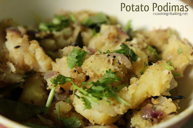 Potato Podimas