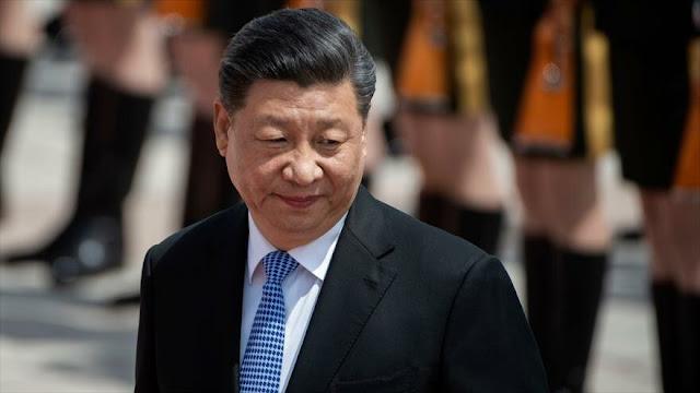 """China tilda de """"invasión"""" la demanda de EEUU sobre sus empresas"""
