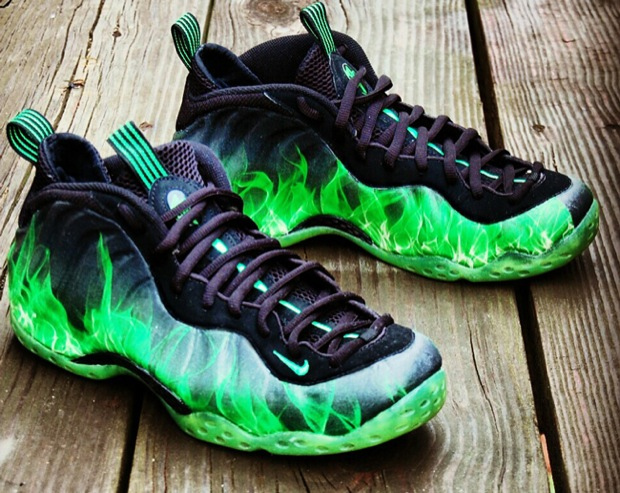 detailed look d8aac 3dd19 ... where to buy heres a preview of a new nike air foamposite one paranorman  custom courtesy