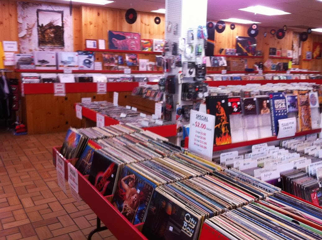 Pitchfork records concord nh