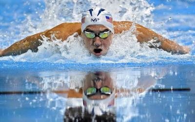 Major swimming professional rules for all swimmers