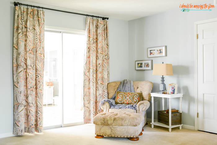 Sliding Glass Window Drapes
