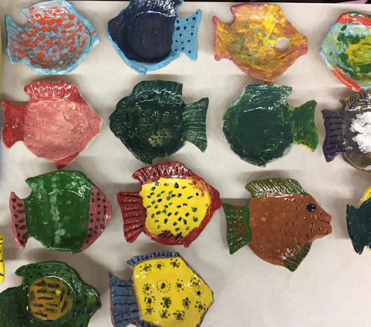 Rolling with Clay: A Project on DickBlick Art Room Aid