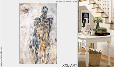 """Engagiertes Galerie-Team ist bei der Auswahl der passenden Gemälde, XXL-Kunst und """"Modern ART"""" gerne behilflich."""