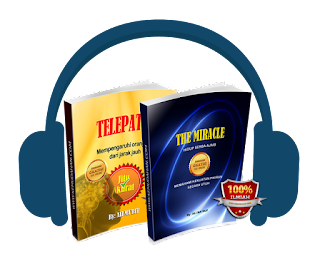 audiobook the miracle dan telepati
