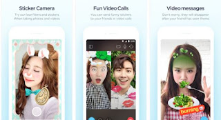 SNOW - Video call, Selfie, Face filter, Fun camera