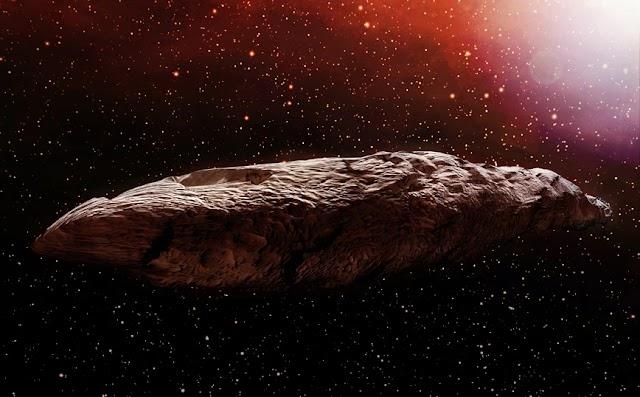 Το αινιγματικό ουράνιο σώμα και η θεωρία ότι είναι κατασκοπευτικό εξωγήινο σκάφος