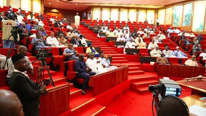 BREAKING!!! Buhari's ministerial Nominee, Amaechi Causes Commotion In Senate