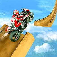 Real Bike Stunt Racer 3D - Motorcylce Games 2020 Apk Download