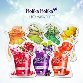 Termékvélemény ~ HOLIKA HOLIKA Juicy Mask Sheet